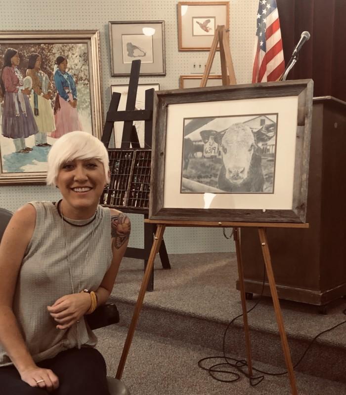 Spring 2020: A Girl & Her Art